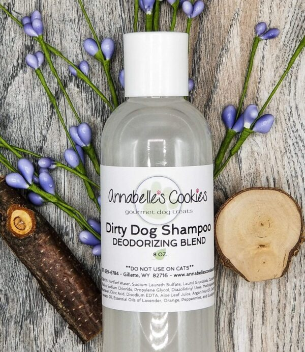 Shop Wyoming Dirty Dog Liquid Shampoo / Clean Rinsing with Luxurious Lather / 8 oz. Bottle