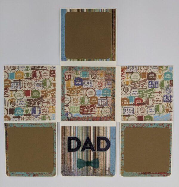 Shop Wyoming Folding Mini Card Albums