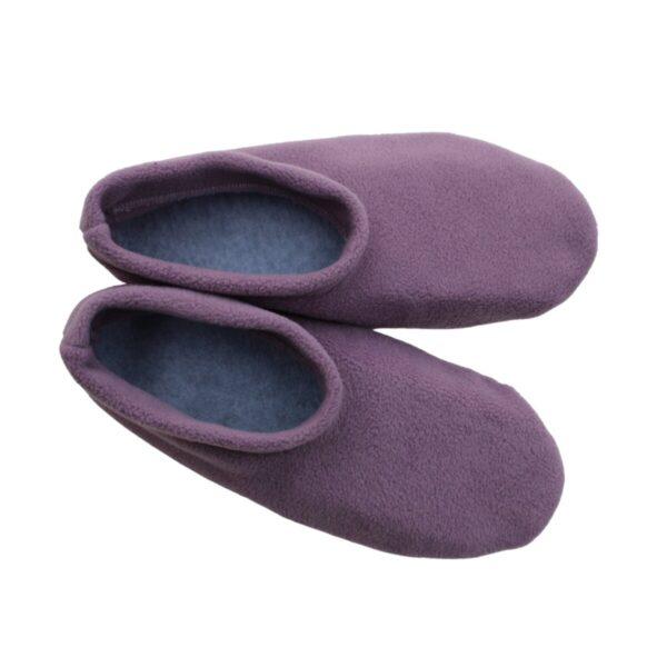 Shop Wyoming Elderberry Slippers/ Non Slip Slipper Socks