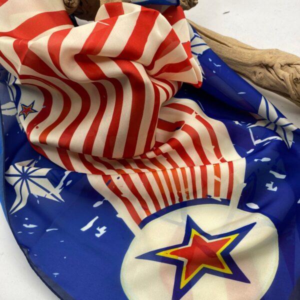 Shop Wyoming Patriotic Wild Rag | 36