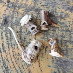 Shop Wyoming Loose Antler whistle | Handmade in Wyoming
