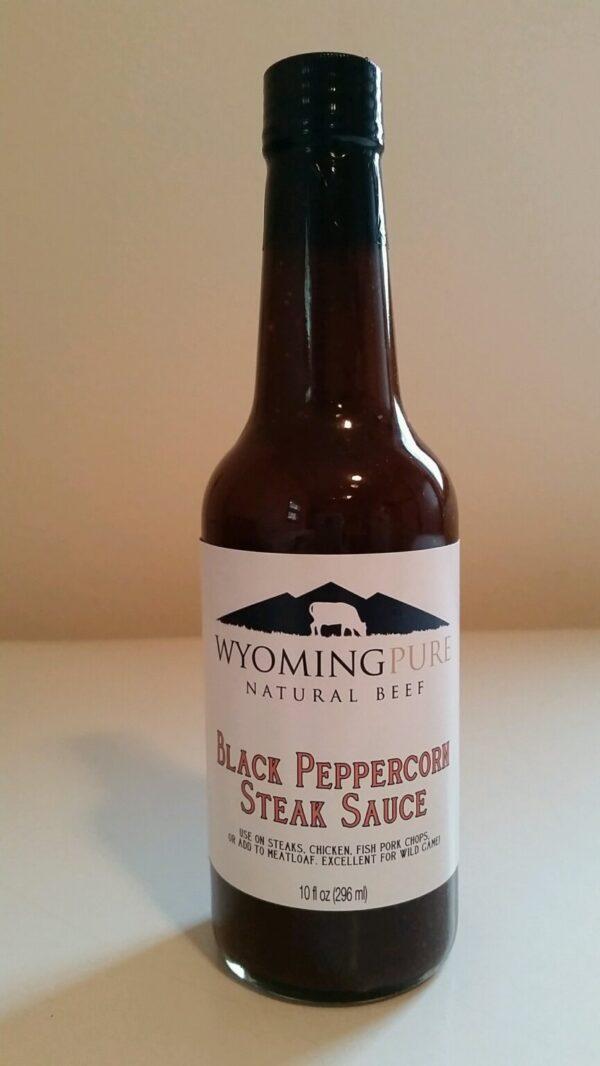 Shop Wyoming Wyoming Pure Black Peppercorn Steaksauce