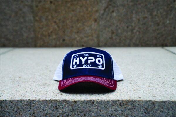 Shop Wyoming Hypo Trucker Snapback