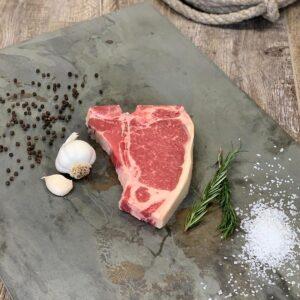 Shop Wyoming T-Bone Steak (approx. 15 oz.)- singles