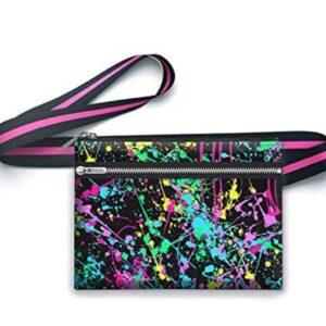 Shop Wyoming Splatter print fanny pack belt bag