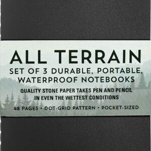 Shop Wyoming All Terrain Waterproof Notebooks