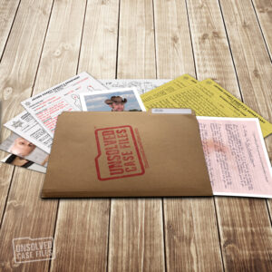 Shop Wyoming Unsolved Case Files | Buddy Edmunds