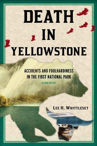 Shop Wyoming Death in Yellowstone