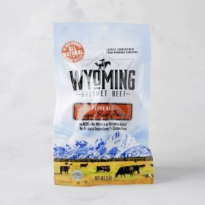 Shop Wyoming Wyoming Beef Jerky | Peppered