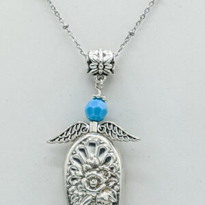 Shop Wyoming Angel Bell Necklace