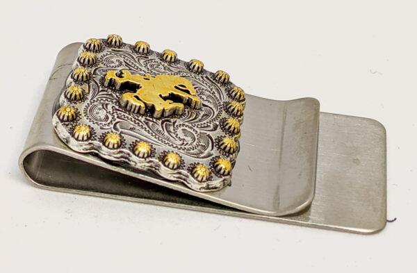 Shop Wyoming Wyoming Bucking Horse Money Clip