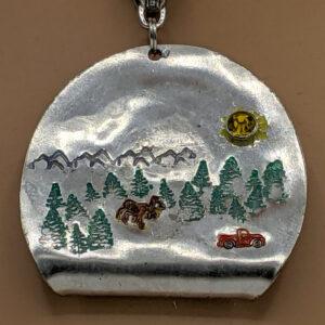 Shop Wyoming Moose to You Pendant