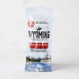 Shop Wyoming 4 ounce Cowboy Beef Jerky Bites | Wyoming Beef