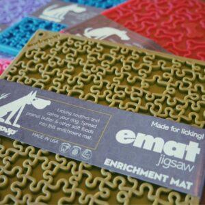 Shop Wyoming eMat Enrichment Pet Lick Mats