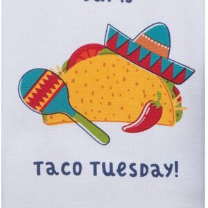 Shop Wyoming Taco Tuesday Dishtowel | 2-in-1 Function