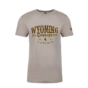 Shop Wyoming Hypo – Wyoming Old School T shirt