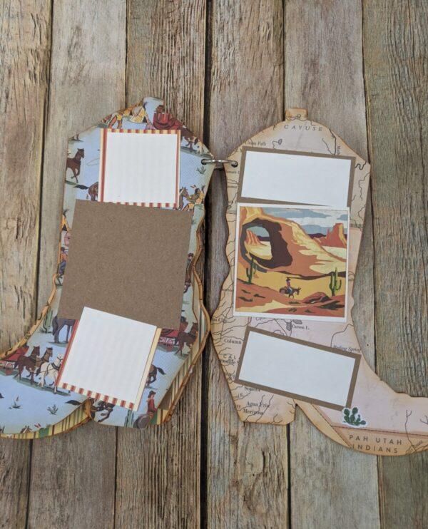 Shop Wyoming Masculine Boot Album