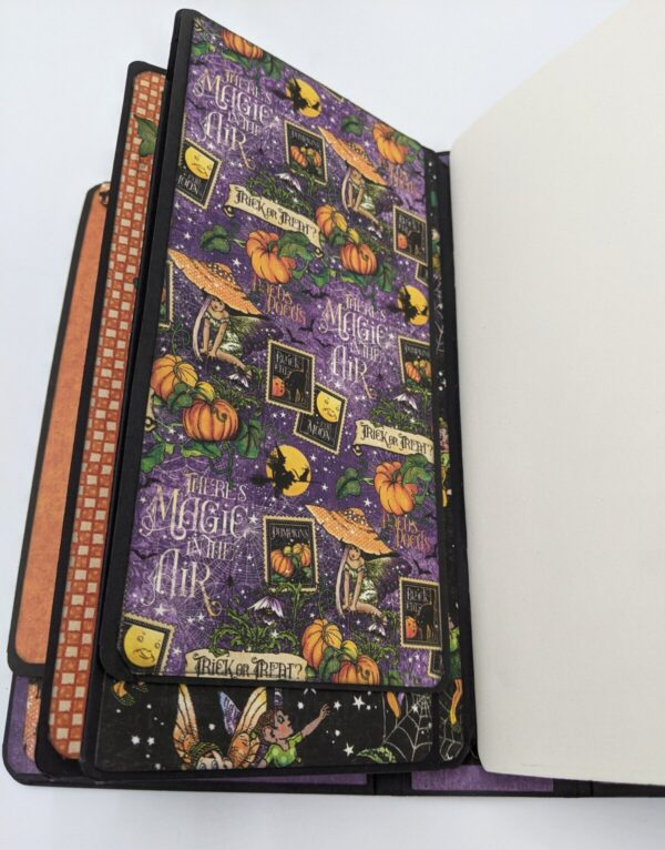 Shop Wyoming Midnight Tales Travel Notebook