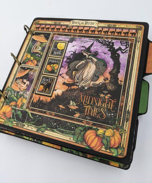 Shop Wyoming Trick or Treat Midnight Tales Album