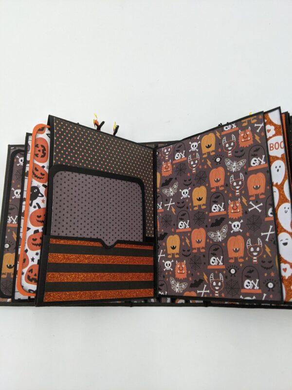 Shop Wyoming Pumpkin Mini Album