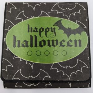 Shop Wyoming Happy Halloween Folding Card Mini Album